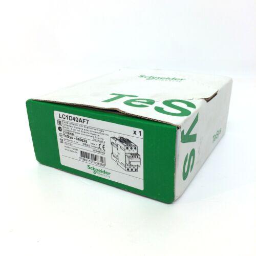 CONTATTORE 940835 Telemecanique 18,5 KW 110VAC lc1d40af7