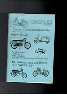 Heumann - Mopedersatzteile Angebotsliste - 1997
