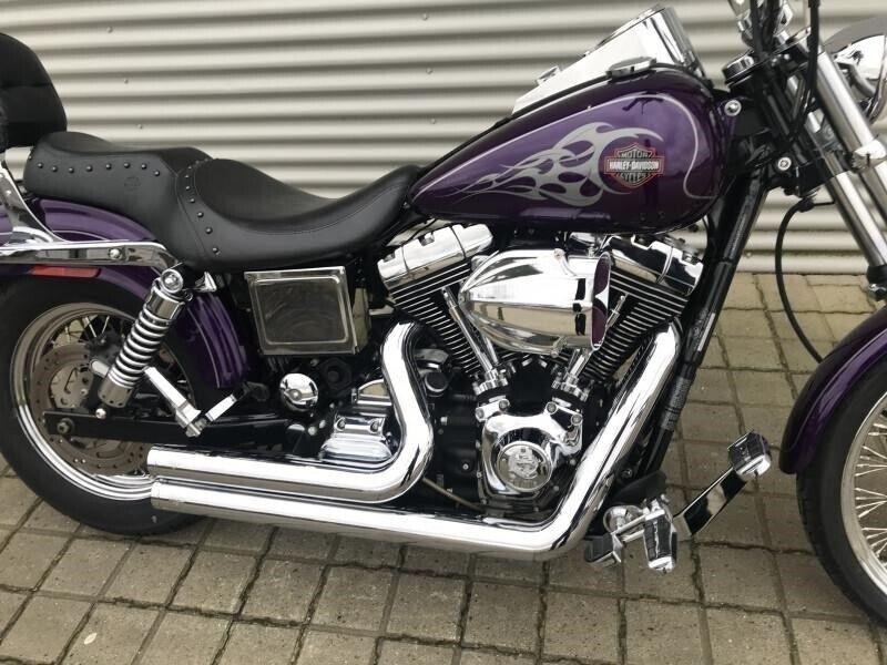 Harley-Davidson, FXDWG Dyna Wide Glide, ccm 1449