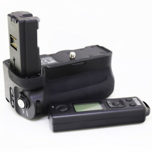 Meike MK-A9 Pro 2.4G Wireless Control Battery Grip for Sony A9 A7 III as VG-C3EM