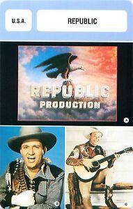 FICHE-CINEMA-USA-Republic-Production-Gene-Autry-Roy-Rogers