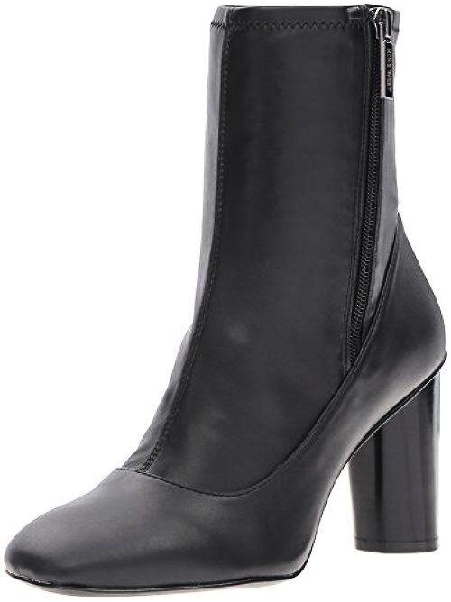 Nine West Womens Valetta Patent Ankle Bootie- Pick SZ color. color. color. d5bd34