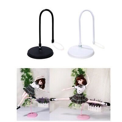 MagiDeal 3Pcs Adjustable Doll Support Stand Display Holders For 1//3 1//4 BJD