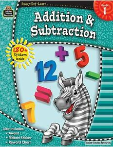 Ready-Set-Learn-Addition-and-Subtraction-Grd-1