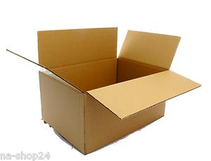 150x carton 250x175x100 carton d/'expédition emballages Boîte d/'expédition paquet