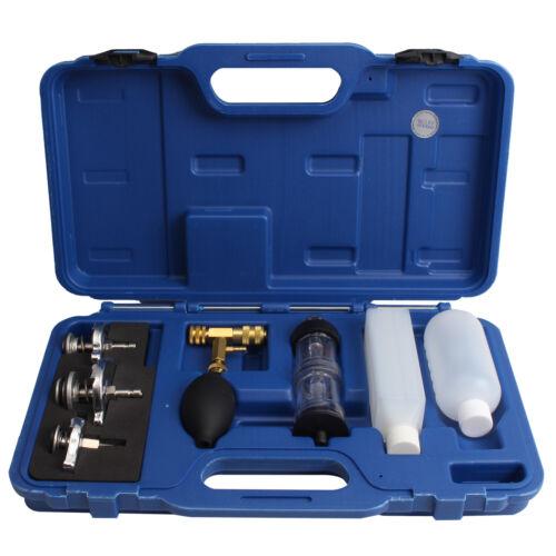 CCLIFE CO2 Lecktester Auto Zylinderkopfdichtung Tester Lecksucher Lecksuchgerät