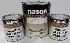Super jet black Dupont/Nason ful base clearcoat auto body shop restoration paint
