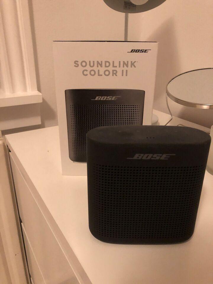 Højttaler, Bose, Soundlink color II