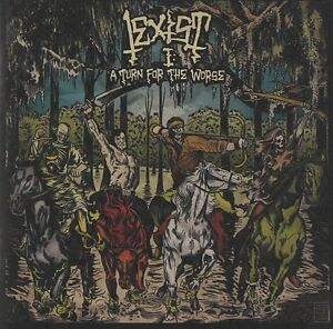 I Exist - I: A Turn for the Worse (2010)  CD  NEW  SPEEDYPOST