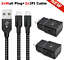 3-6-10Ft-Micro-USB-Fast-Charger-Data-Sync-Cable-Cord-For-Samsung-HTC-Android-LG miniature 24