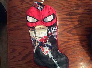 MARVEL-Spider-Man-Christmas-Holiday-Stocking