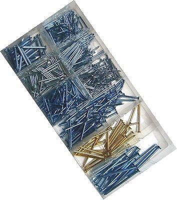 Analytisch Drahtstifte Nägel Drahtnägel Stiftnägel Nagel Drahtnagel Drahtstift Set 550-tlg GroßE Auswahl;