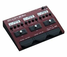 Zoom B3n Multi-effects Processor for Bassists 2day