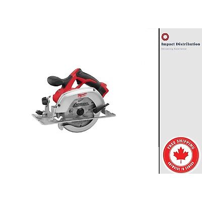 New Milwaukee 2630-20 18-Volt 6-1/2-Inch Circular Saw Tool Only