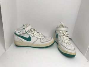 wholesale dealer 221d2 3c427 Image is loading nike-air-force-1-Mid-Original-From-1995-