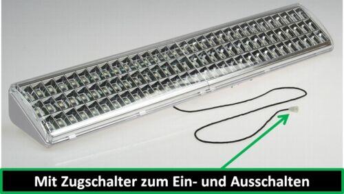 LED Notleuchte A40 Notlicht Notbeleuchtung Stromausfall Sicherheitsbeleuchtung