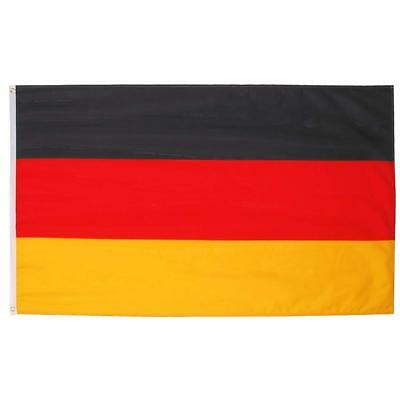 3x5 Foot Germany Flags Double Side Color UV Fade Resistant 150D