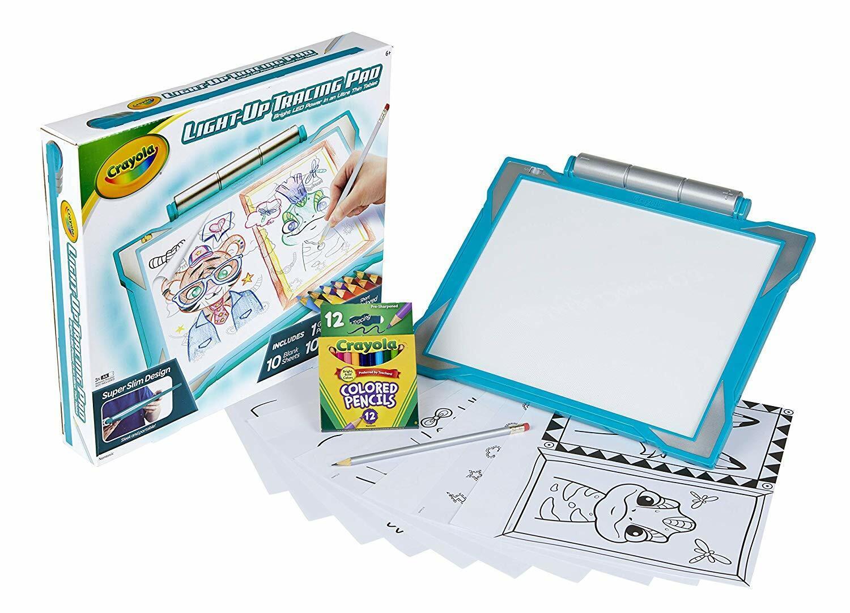 Crayola Light Up Tracing Desk Assortment For Sale Online Ebay