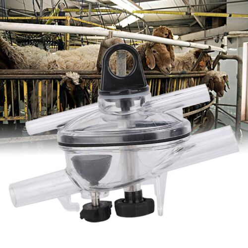 Goat Sheep Milker Machine Parts Milker Claw Milking Liners Goat Milking Tool NEW