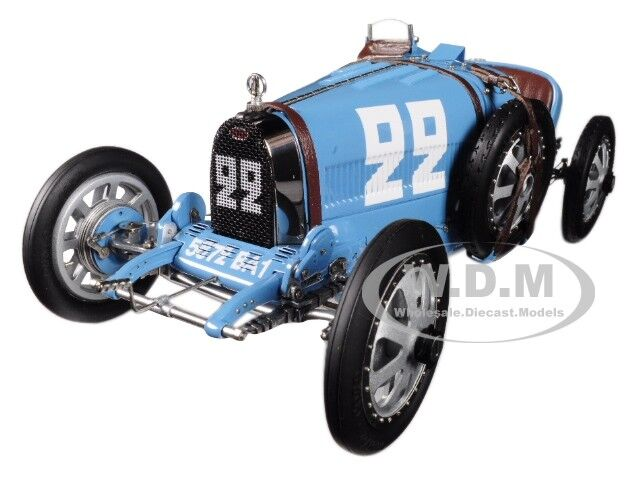 artículos de promoción Bugatti T35 T35 T35  22 proyecto de Color nacional de Francia Ltd Ed 1 18 Modelo por CMC 100B004  ahorra hasta un 70%