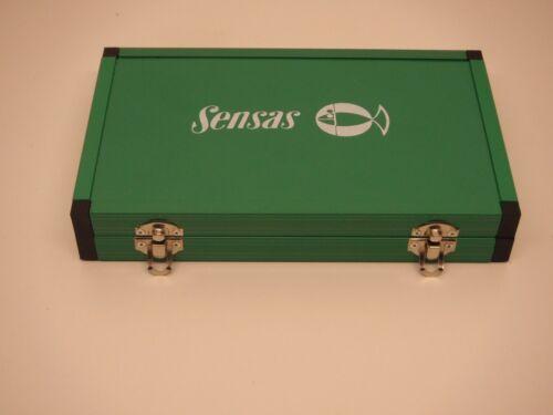 sensas aluminium small  hook length box