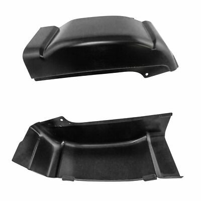 GMC Sierra 1999-2006 Extended Cab LH And RH Cab Corners FAST SHIPPING !!