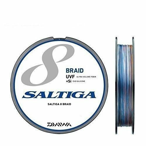 Daiwa PE LINE UVF SALTIGA Sensor 8Braid+si 400m lb  Multi  Fishing LINE  factory direct and quick delivery