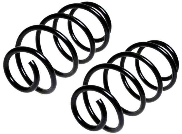 PAIR Front Coil Spring Coimaptible With Ford Galaxy WGR 2.0 i 1.9 TDi 1995-2006