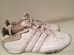 AUTHENTIC ADIDAS TEAM GOODYEAR TRAINERS