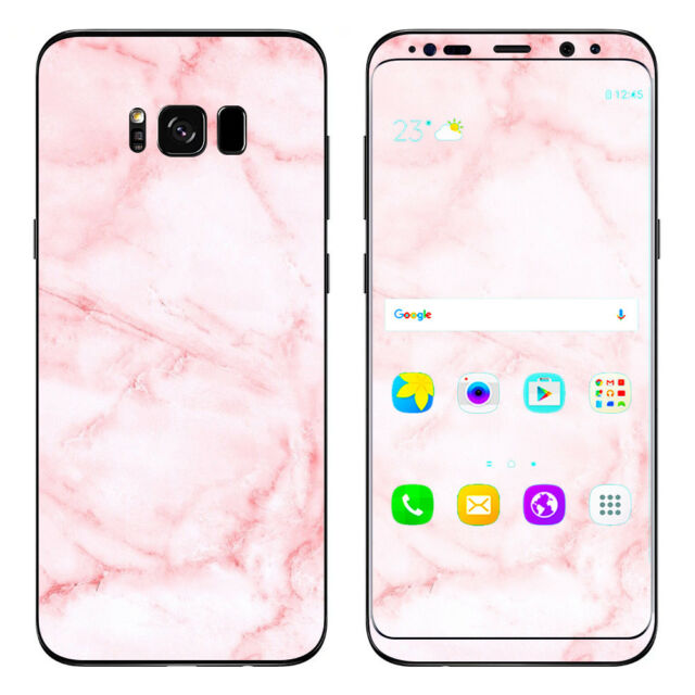 Pink Marble Samsung galaxy Skin sticker Marble phone decal marble Samsung vinyl decal stone S6 Edge plus S7 edge plus S8 Plus S9 Plus SS037
