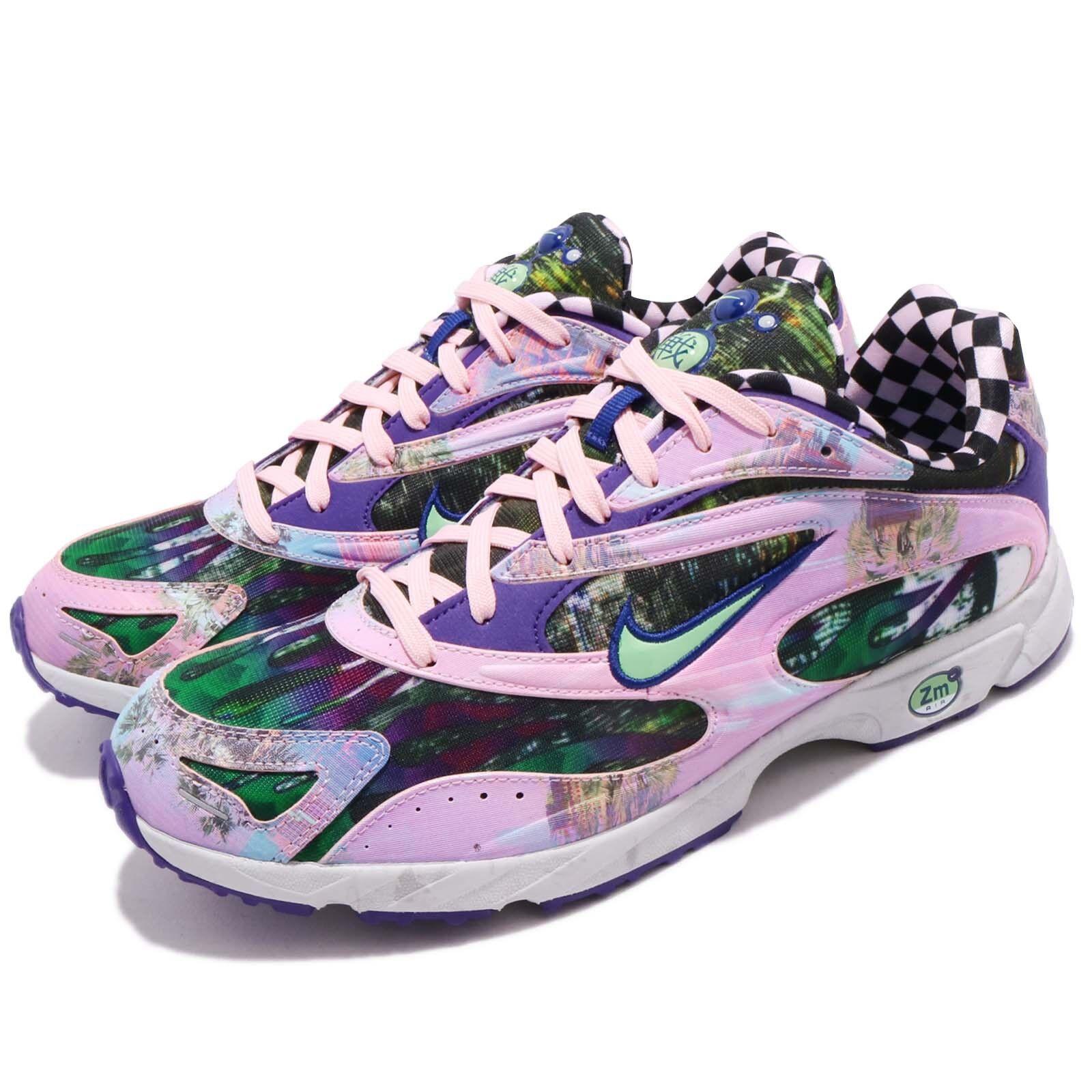 Nike Zoom Streak Spectrum Plus Premium Court Purple Men Running Shoes AR1533-500