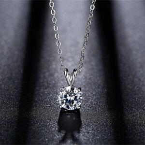 Fashion-Crystal-Rhinestone-Charm-Pendant-Jewelry-Chain-Statement-Choker-Necklace
