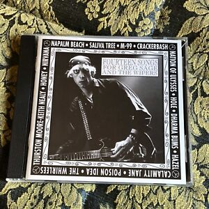 NIRVANA-Fourteen-Songs-For-Greg-Sage-And-The-Wipers-CD-1993-Various-art-Tim-Ker