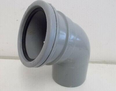 "Osma Grey Access Pipe 3/""-82mm  S274"