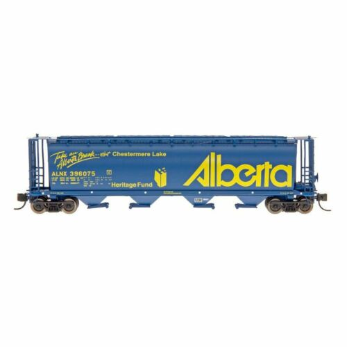 """InterMountain 65117-64 Cylindrical Covered Hoppers Trough Hatch Alberta /""""..."""