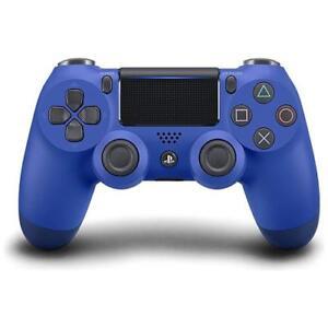 SONY-PS4-Controller-Dualshock-4-V2-Wave-Blue-Wireless