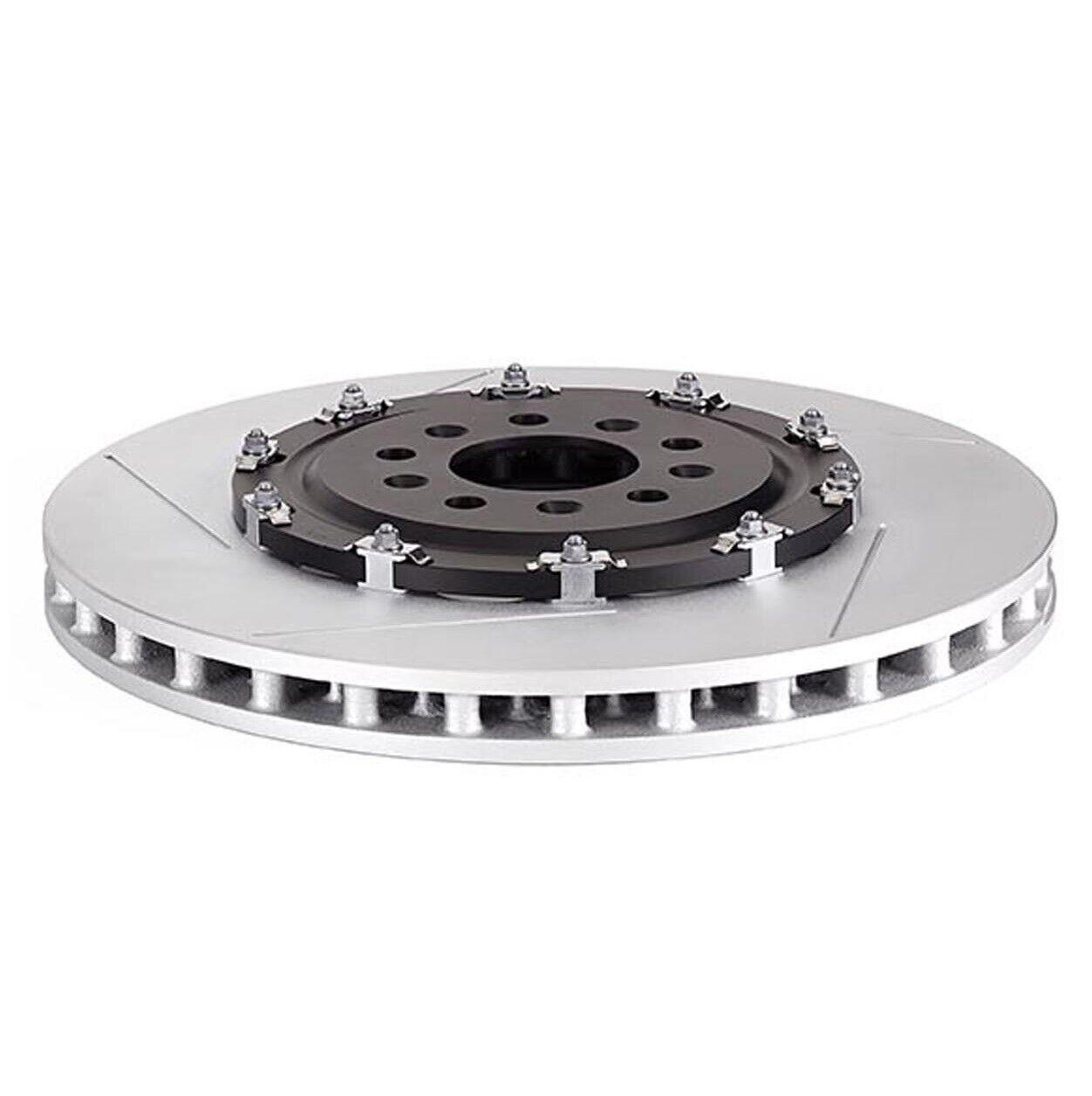 Details about  /SP Performance V01-472-BP Peak Slotted 1-Piece Rear Brake Rotors