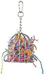 DICKY-BIRD-TOYS-MINI-TREAT-FORAGING-PARROT-CAGE-FREE-POSTAGE-ORDERS-50