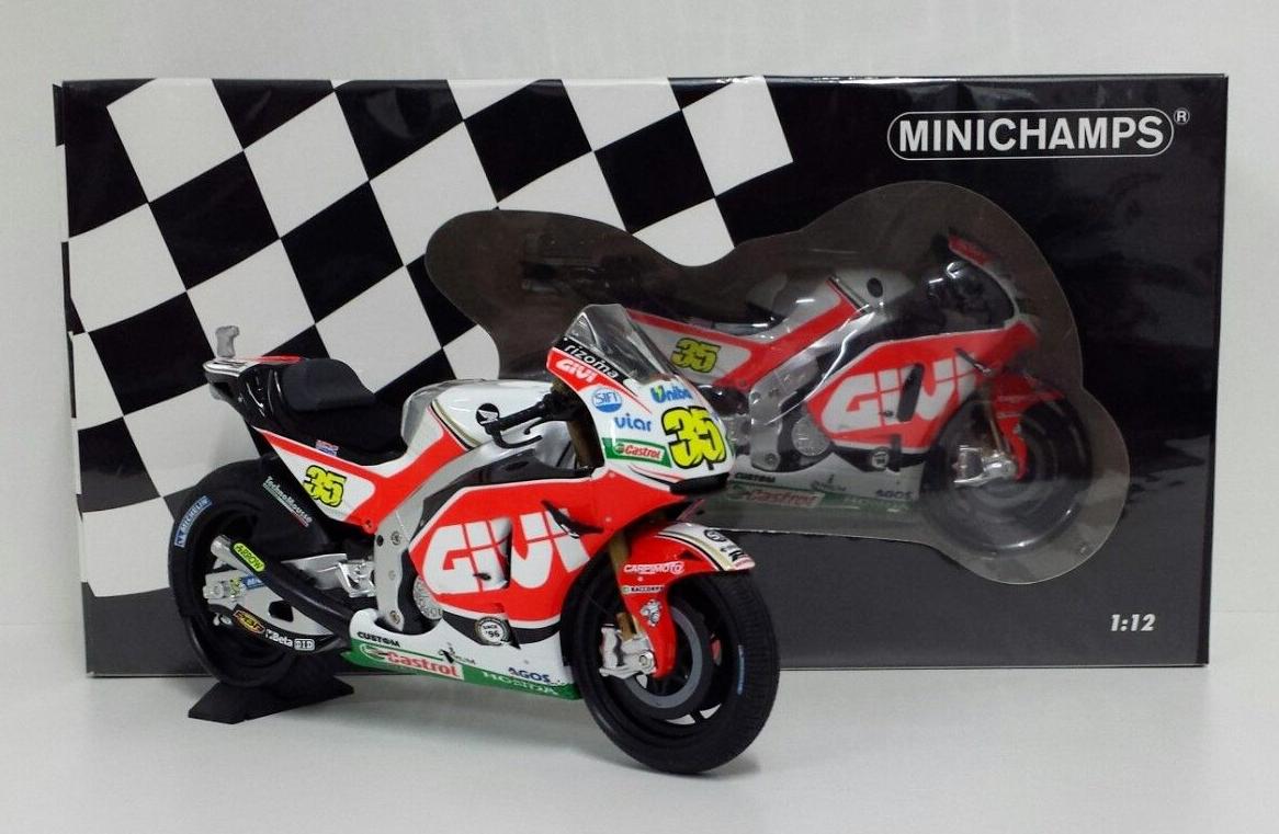 MINICHAMPS CAL CRUTCHLOW 1 12  35 HONDA RC213V TEAM LCR WINNER MOTOGP BRNO 2016
