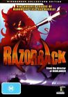 Razorback (1984) Region 2 DVD Bill Kerr Gregory Harrison Arkie Whitely