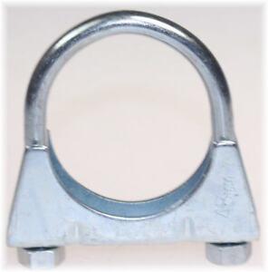 1St Auspuffschelle Rohr-Bügel Schelle U-Bolt Clamp M8 x 48 mm Ref. 3270-4835 TOP