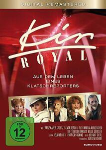 2 DVDs * KIR ROYAL ~  FRANZ XAVER KROETZ - HELMUT DIETL # NEU OVP %