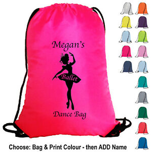 Ballet-Bag-Personalised-Drawstring-School-Dance-Shoes-Bag-Pink-Club-Gift
