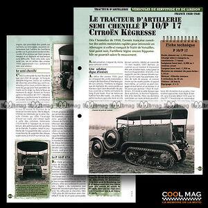 vm126-08-TRACTEUR-P10-P17-CITROEN-KEGRESSE-1928-40-Fiche-Vehicule-Militaire