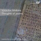 Thoughts Of Psalms-Chorwerke von Stümke,Kammerchor Consonare (2010)