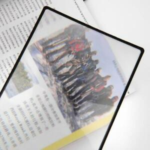 A5-PVC-Magnifier-Sheet-X3-Book-Page-Magnifying-Reading-Lens-Glass-Tool-C1I3-F5K0