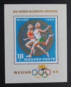 Briefmarke-Ungarn-Yvert-Und-Tellier-Block-N-71-N-MNH-Z20-Hungary-Briefmarke