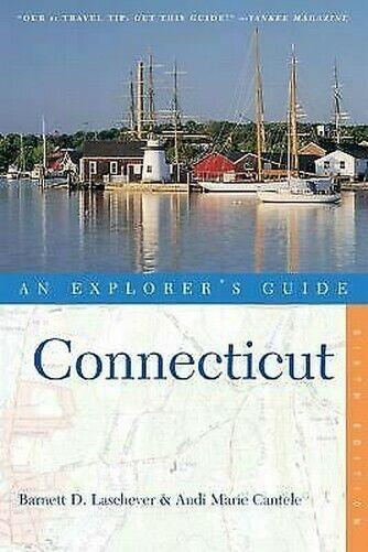 Connecticut: an Entdecker Guide By Laschever, Barnett D