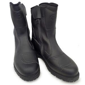 Sidi Arcadia Motorcycle Boot Size 43 Brown