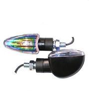 SPEAR BULB MOTORBIKE INDICATORS -black,short,iridium